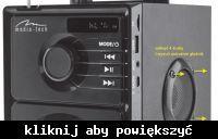 Naprawa Głośnika Media-Tech BOOMBOX BT MT3145 - Wyrwane gniazdo ładowania.