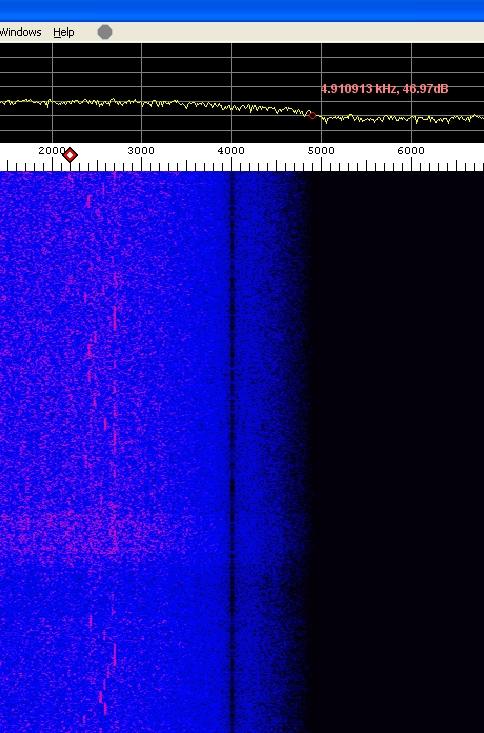 Signal WOW !, dziwny przekaz radiowy 03. 08. 201