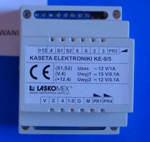 [Sprzedam] Kaset� elektroniki KE-9/5 (centralk�) domofonu LASKOMEX z transfor.