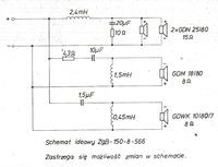 Tonsil Scherzo 350 - jak podłączyć głośniki