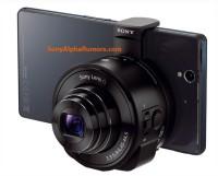 Sony DSC-QX10 i DSC-QX100 - zewn�trzne aparaty do smartfon�w
