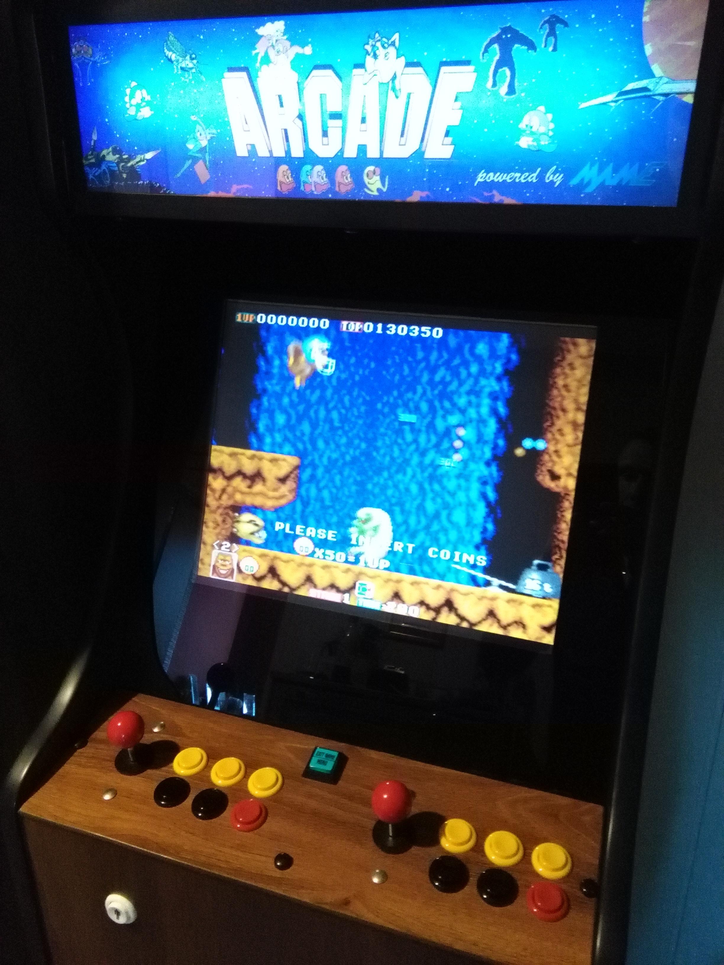 Poważnie Budowa automatu do gier Arcade - elektroda.pl VY94