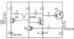 Regulator/ ogranicznik prądu.