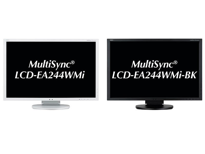 "NEC LCD-EA244WMi - energooszcz�dny 24"" monitor WUXGA"
