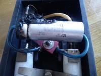 Łucznik regulator obrotów - Jaki zamiennik starego kondensatora?