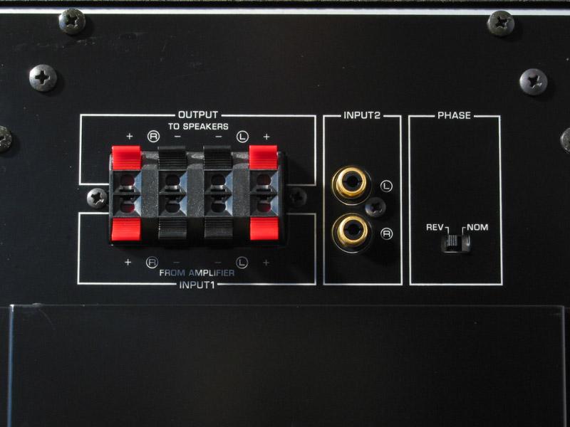 DENON PMA-680R dorobienie wyj�cia Sub-out