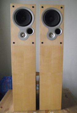 Jakie kolumny do rocka do pokoju 20m2?