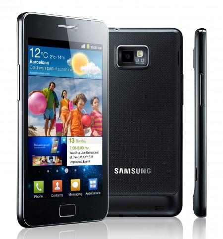 Samsung Galaxy S II - dwurdzeniowy smartphone z Androidem