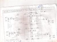 Przedwzmacniacz Advance Electronic A142 niepoprawna praca potencjometru Balans