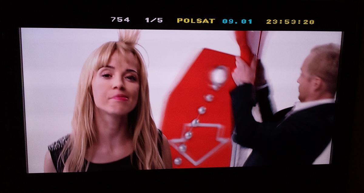 Skybox F5S - Wyskakuj�ce reklamy teletextu na Polsat HD--rozwi�zane--