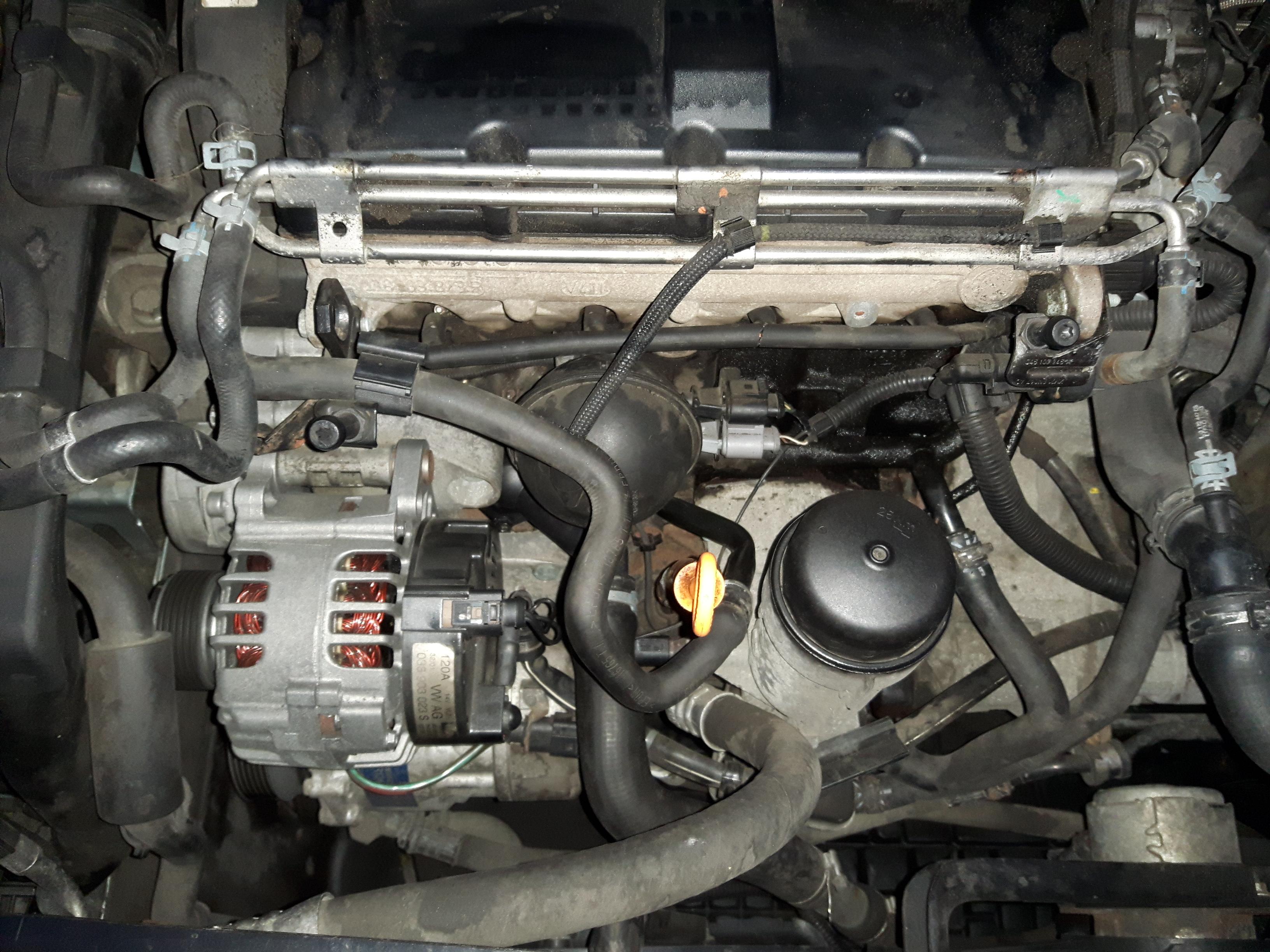 Audi A3 19tdi 74kw Silnik Nie Nagrzewa Się Do Optymalnej