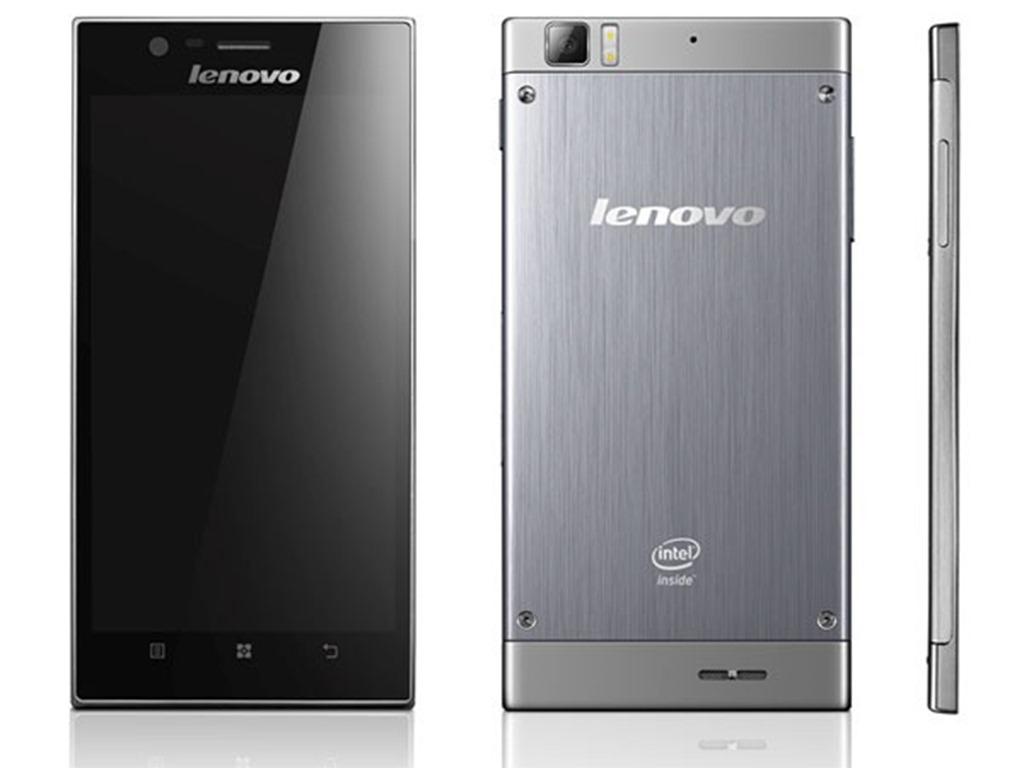 "Lenovo K900 - phablet z 5,5"" ekranem Full HD, procesorem Atom i Android 4.2"