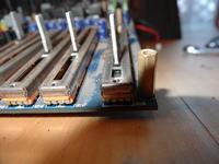 Mikser Behringer 2442 FX - nie działa kanał
