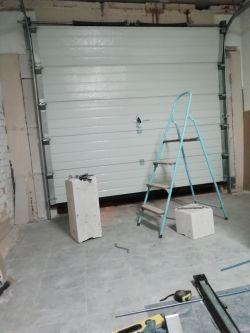 Brama segmentowa garażowa brama się otwiera a już nie zamyka
