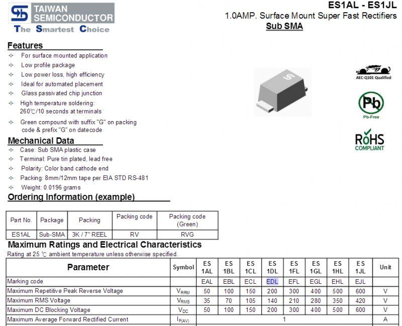 BRAUN Silk-Epil7 - identyfikacja elementu SMD