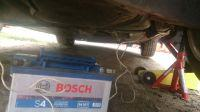 VW Passat B6 3C - Awaria hamulca postojowego