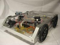 Mobilny robot wielozadaniowy Nana_2