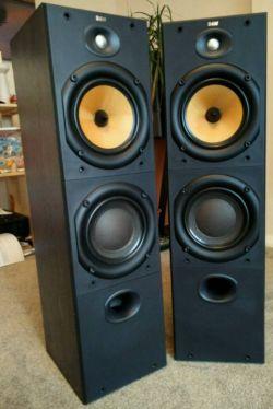 B&W DM 603 S2 - Poszukiwany oryginalny/dobry zamiennik głośnika nisko/śr