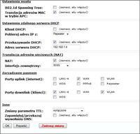 Koncepcja sieci WIFI - dwa routery, czy jest taka opcja.