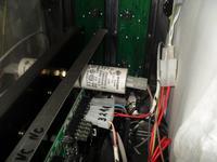 Piec konwekcyjno parowy UNOX XV303G - buczy po włączeniu