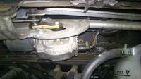 Seat Alhambra - Po użyciu spryskiwacza nie włączają się wycieraczki - grupa VW