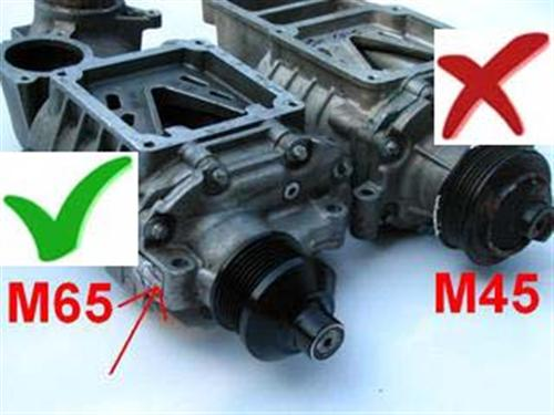 Mercedes Smaller Supercharger Pulley M271 Slk Clk E C 180 200 230 Kompressor New Ebay