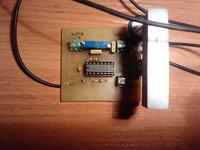 Głośnik plazmowy na podstawie projektu AVT