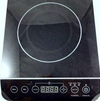 QUIGG IK 4000.13 - Płyta indukcyjna błąd E0