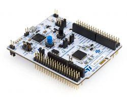 Płyta NUCLEO-G491RE dla nowych mikrokontrolerów do sterowania silnikami od STM