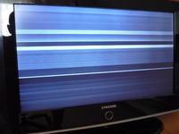 Samsung LE26S81BX - Uszkodzona matryca?