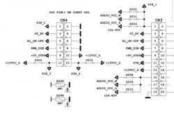 TOSHIBA 40L1333DG - Nie włącza sie, nie świeci dioda