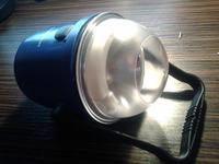 Lampka Campingowa na baterie...nie działa
