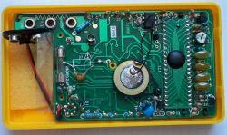 Multimetr Kemot 830Buz - kalibracja