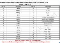 Samsung LE32C450E1W - Brak wizji