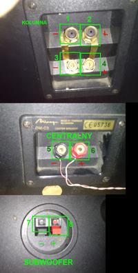 Jak prawidłowo podłączyć kino domowe LG HT502SH-D0?