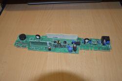 Ariston 4DAAX/HA - Typ: 81586850301 - indentyfikacja elementów na płycie