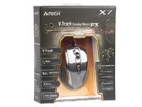 Mysz A4Tech XGAME X7 nie chce działać z moim komputerem.