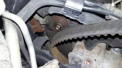 Peugeot 307 2.0 110KM - Ukręcił się rozrząd