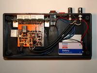 Prosty częstotliwościomierz radiowy na LC7265 i LB3500