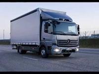 Mercedes-Benz Atego 1218 - szukam znaczenia bezpieczników