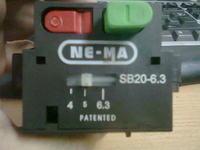 Wyłącznik ciśnieniowy Ne-Ma Sb-20 6.3 - gdzie znajdę