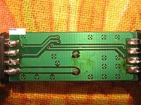 Schemat przejściówki RS232 do DF 6000CR z pionowym portem