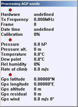 Radiosonda meteorologiczna