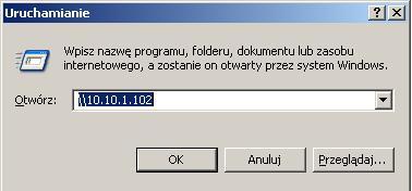 Udostępnienie drukarki w sieci - Windows XP