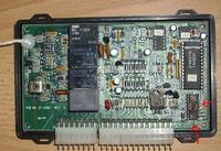 Alarm samochodowy Avital Mark 3 poszukuję spalonego układu