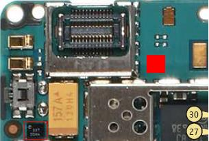 Nokia 6300 nie działa wyświetlacz