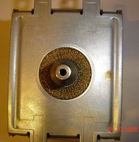 Mikrofalówka Samsung M9G45 - nie grzeje