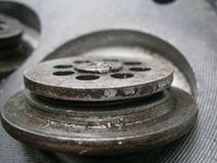 Identyfikacja sprężarki jedno tłokowej - smarowanie.