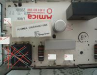 Piekarnik Siemens E nr HE 38052EU wartość spalonego elementu