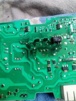 Pralka Siemens WM10E461PL/08 - wyświetla błąd E21 jak go skasowac?